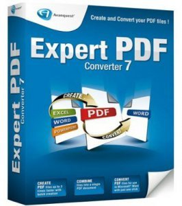 Avanquest Expert PDF 7 Converter Version 7.0.1800.0 (2012) Английский