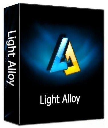 Light Alloy 4.7.0 build 1367 Final [Rus/Ukr/Eng] RePack/Portable by D!akov