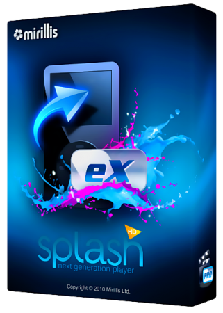 Mirillis Splash PRO EX v1.13.1 Final + Portable (2012)